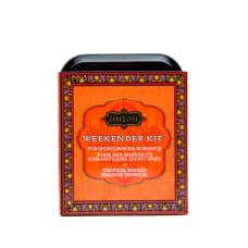 Buy Kama Sutra Weekender Kit In A Tin Tropical Mango Online