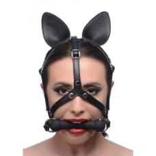 Buy Master Series Dark Horse Pony Head Harness Online