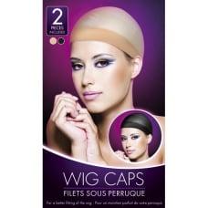 Buy Nude And Black Wig Cap Online