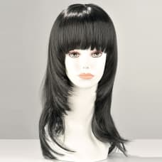 Buy Kate Long Black Wig Online