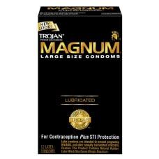 Buy Trojan Magnum Large x 12 Online