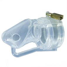 Buy BON4 Silicone Male Chastity Device Online