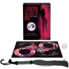 Buy A Deeper Shade of Red Bondage Game Online