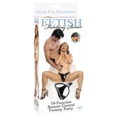 Buy Fetish Fantasy Series 10 Function Remote Control Fantasy Panty Online