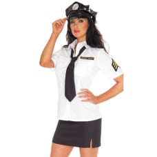 Buy Police Uniform with Hat Online