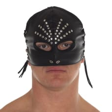 Buy Leather Female Head Mask Online
