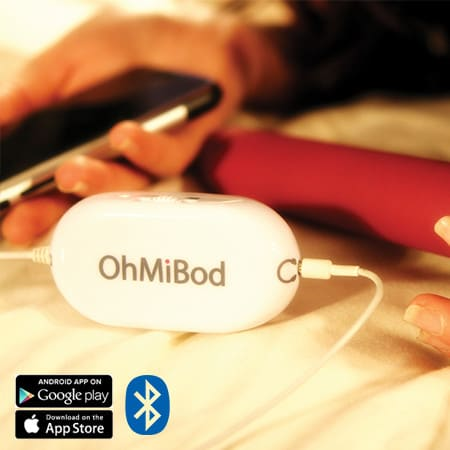 OhMiBod Bluetooth and Music sex toys and Vibrators