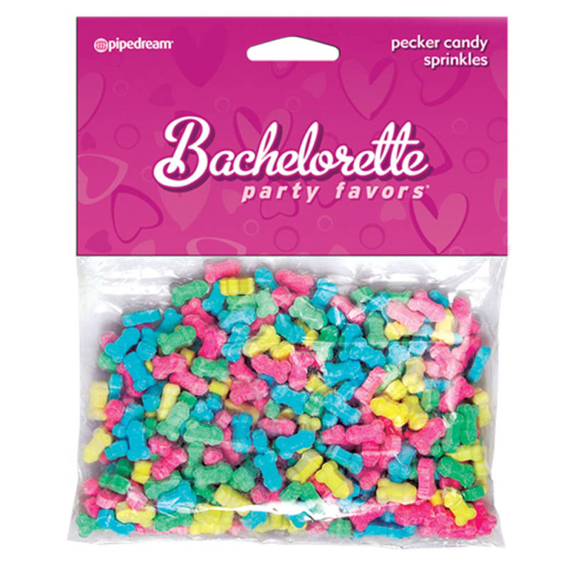 Thumb for main image Bachelorette Party Favors Pecker Sprinkles