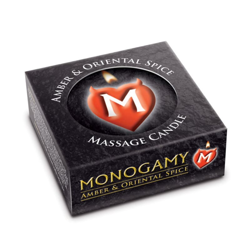 Thumb for main image Monogamy Amber and Oriental Small Intimate Candle 25g