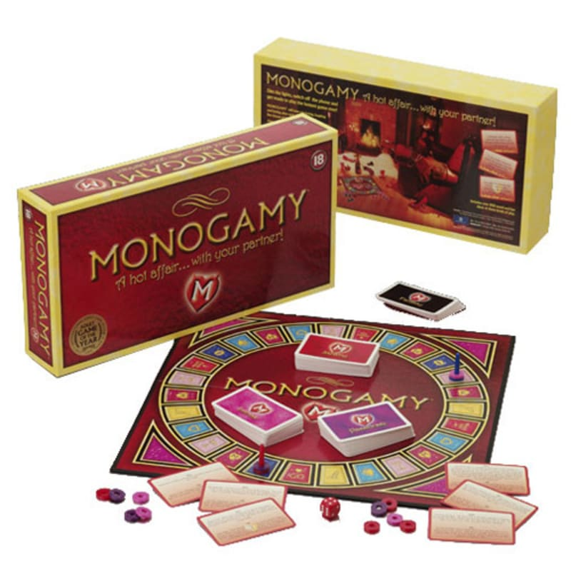 Thumb for main image Monogamy: A Hot Affair Sexy Boards Game for Couples