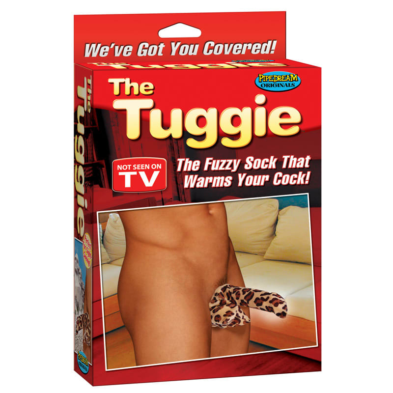 Thumb for main image The Tuggie Fuzzy Cock Sock