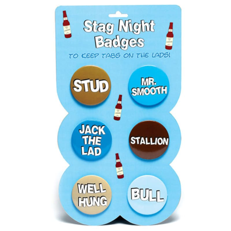 Thumb for main image Stag Night Badges