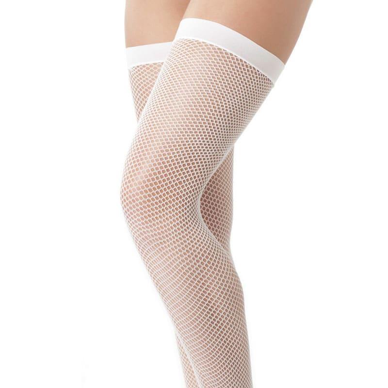 Thumb for main image White Fishnet Stockings