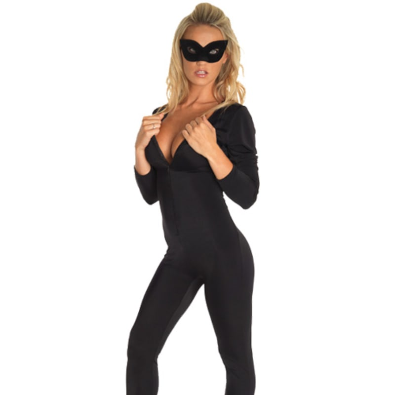 Thumb for main image Catsuit and Eye Mask