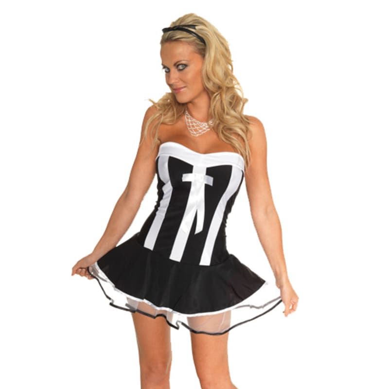 Thumb for main image Sexy Waitress Outfit Fantasy Dress Up Costume