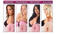 Sex Toys 123 sell Fleshlight Girls