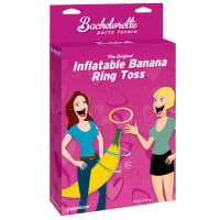 Porduct image for Inflatable Banana Ring Toss