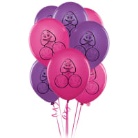 Porduct image for 8 Pecker Party Balloons