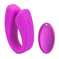 Porduct image for Ultra Zone Sexy U Couples Clitoral G-Spot Vibrator