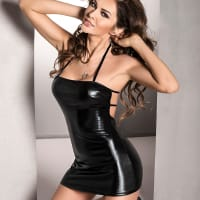 Porduct image for Passion Beltis Dress Black