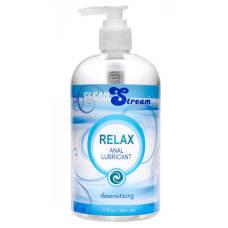 Buy Clean Stream Relax Desensitizing Anal Lube 17 oz Online