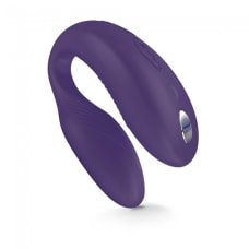 Buy WeVibe Sync Purple Rechargeable Clitoral And GSpot Vibrator Online