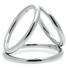 Buy The Triad Chamber Cock And Ball Ring Large Online