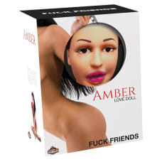 Buy Amber Inflatable Life Size Love Doll Online