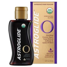 Buy Astroglide O Personal Lubricant and Massage Oil Online