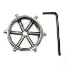 Buy Rouge Stainless Steel Cock Clamp Ring Online