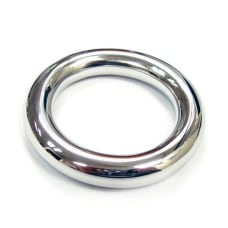 Buy Rouge Stainless Steel Round Cock Ring 40mm Online