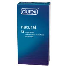 Buy Natural x 12 Condoms Online