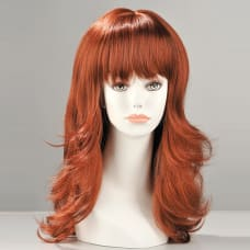 Buy Fiona Red Long Wig Online