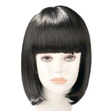 Buy China Doll Black Bob Wig Online