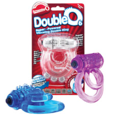 Buy Screaming O Double O 6 Vibrating Cockring Online