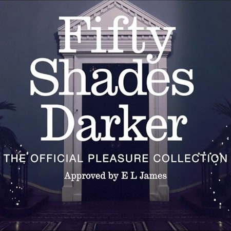 Fifty Shades of Grey Darker Pleasure collection