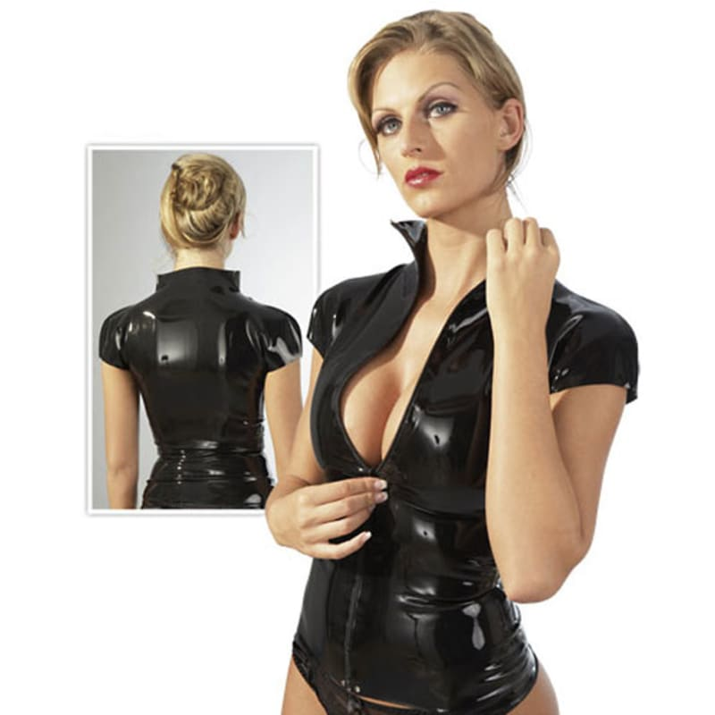 Thumb for main image The Latex Zip Shirt