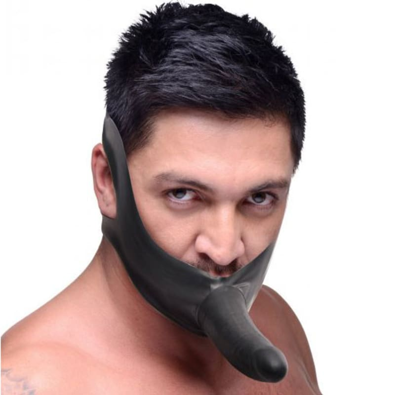 Thumb for main image Face Strap On and Mouth Gag