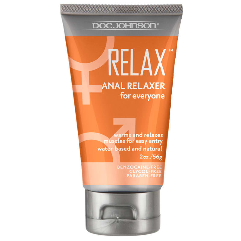 Thumb for main image Relax Anal Relaxer For Everyone Waterbased Lubricant
