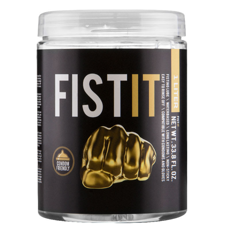 Thumb for main image Fist It 1 Litre Jar Of Lubricant