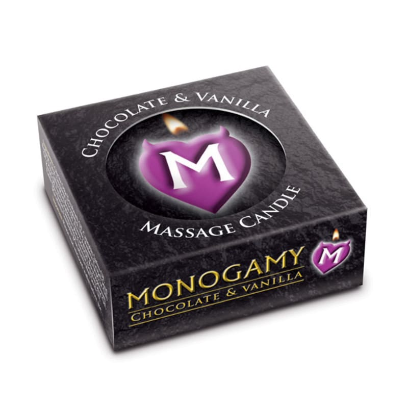 Thumb for main image Monogamy Chocolate and Vanilla Small Intimate Candle 25g