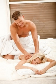 Main Image for article FOREPLAY DIARIES: How to give him the sexiest massage of his life?