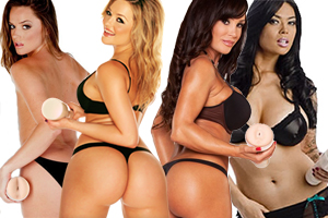 Main Image for article Fleshlight Girls: Meet the Pornstars (part 1)
