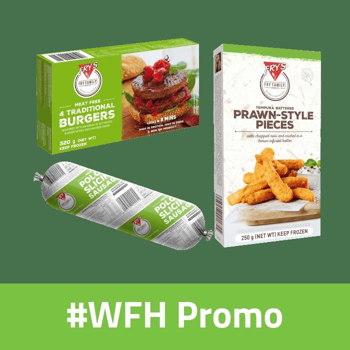 WFH Promo Set (Extended Shelf Life)