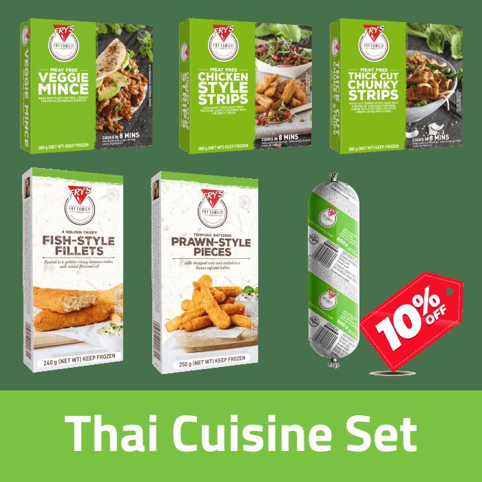 Fry's Thai Cuisine Pack