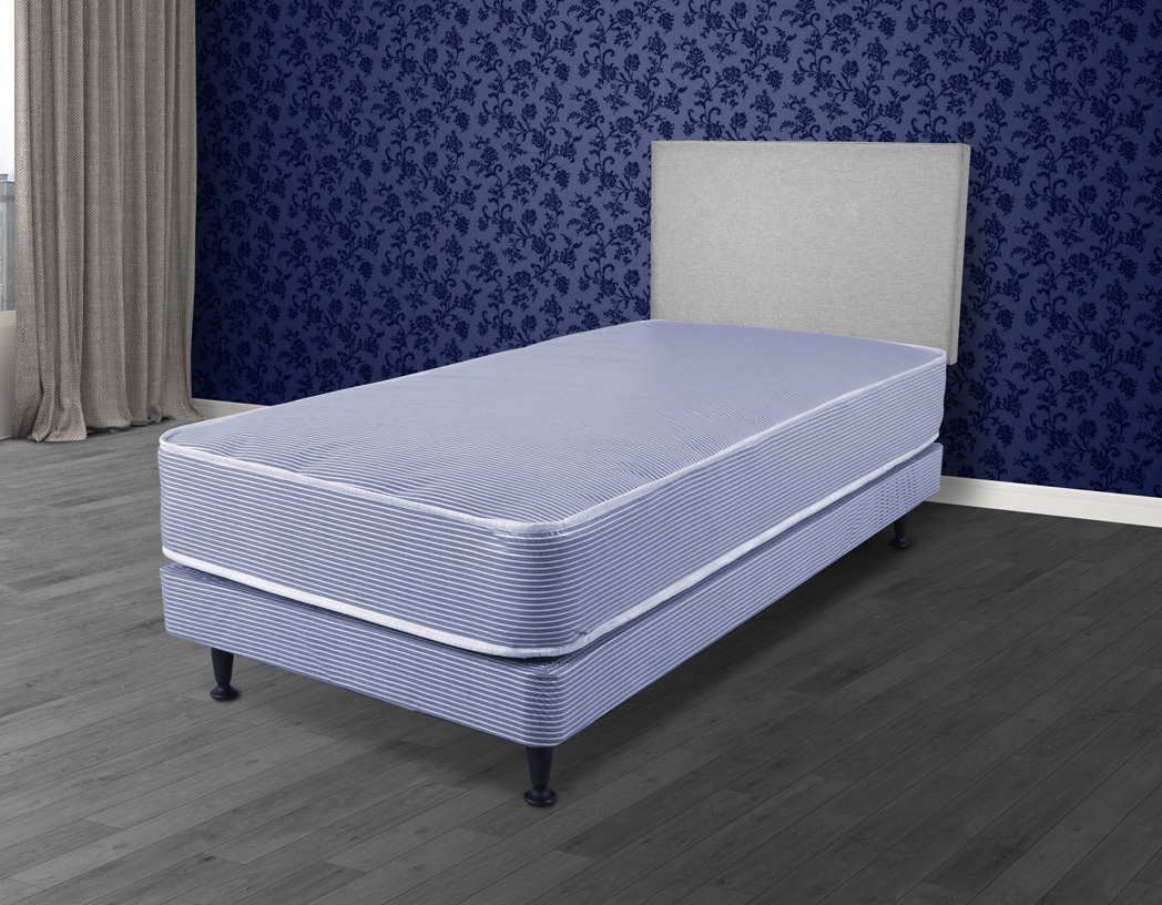 8270e9ac281a Atlantis Fully Waterproof Bed on Legs & Mattress - ShopForBeds
