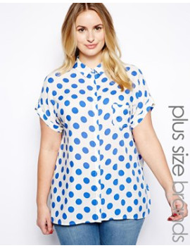 new-look-inspire-spotty-shirt by new-look-inspire