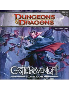 dungeons-and-dragons:-castle-ravenloft-board-game by wizards-of-the-coast