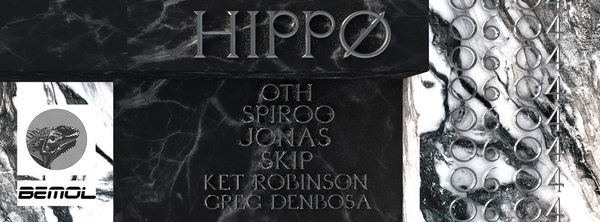 Lezart Records & Bémol /w HIPPØ