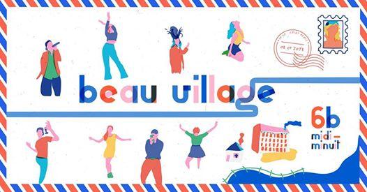 Beau Village   6B • Dure Vie ~ Make It Deep ~ Vryche House